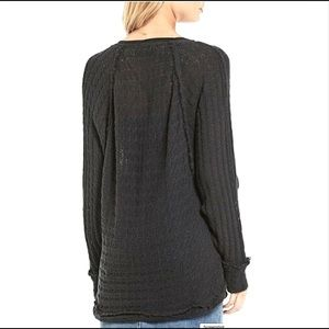 Free People Sweaters - We The Free FREE PEOPLE Deep V Dolman Sweater